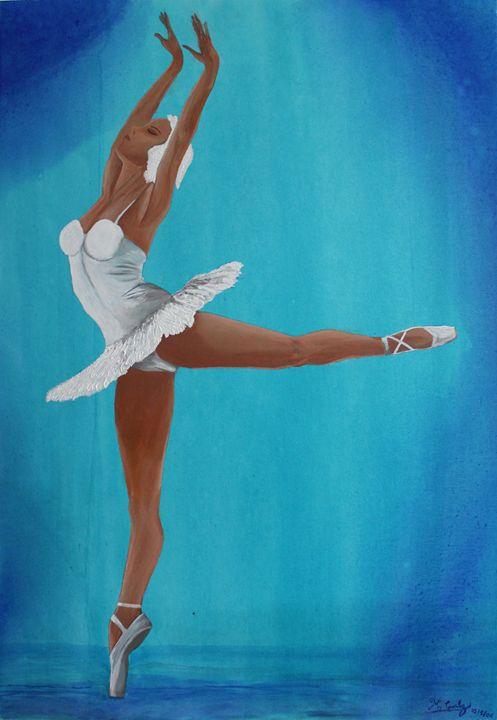 Acrylic MSC 144 - Mario Sergio Calzi