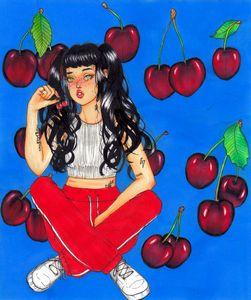 cherry time