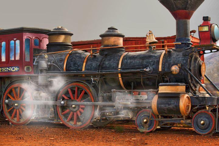 Steam Engine - Age of Empire - Steampunk