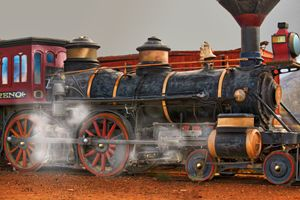 Steam Engine - Age of Empire