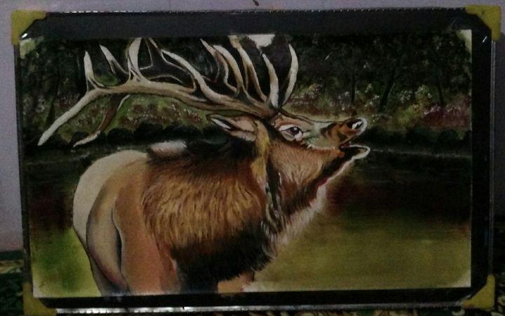Reindeer -  Poo.ksp7