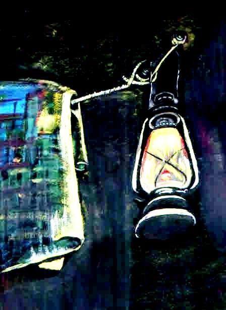 Lantern Shade - dadibattini
