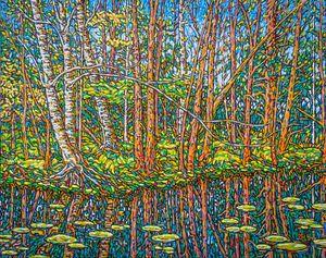Black Water Swamp - Michael Bloomquist