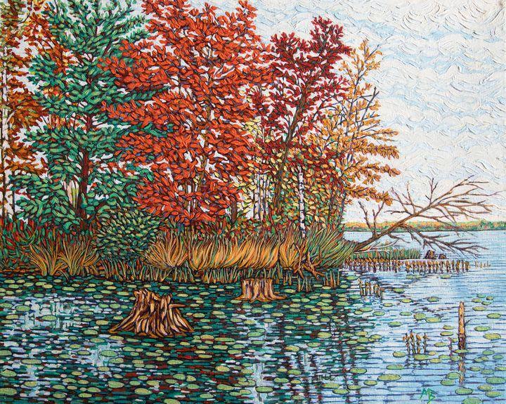 Sliver Island - Michael Bloomquist