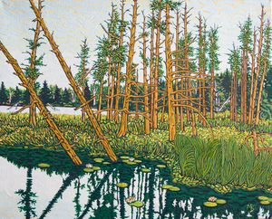 Moving Bog - Michael Bloomquist