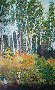 Quaking Aspens - Michael Bloomquist