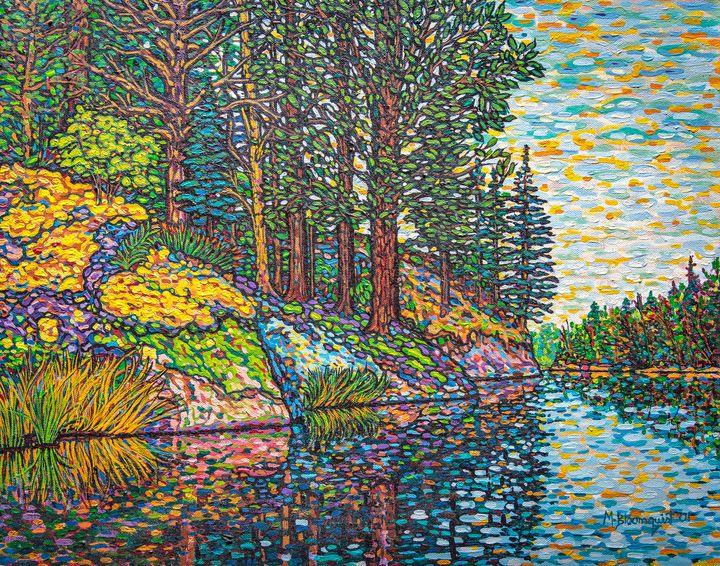 Moose Broth Bay - Michael Bloomquist