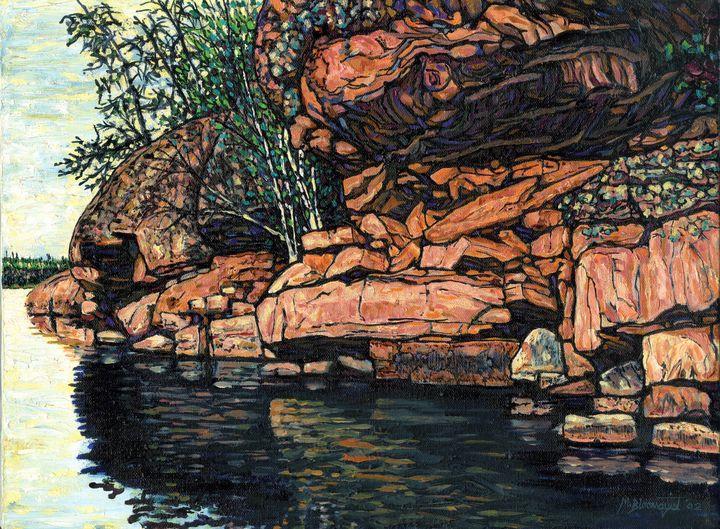 Dragon's Paw Island - Michael Bloomquist