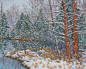 Early Winter Snow - Michael Bloomquist