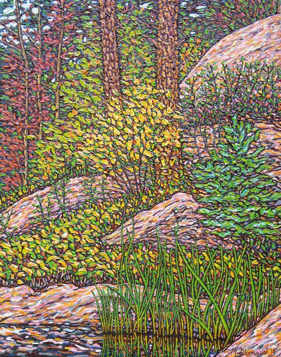 Rolling Granite - Michael Bloomquist