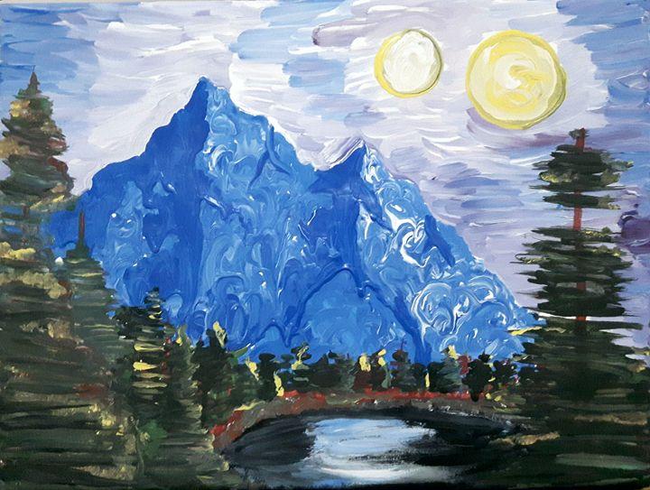 Blue mountains - Princess Hopeless