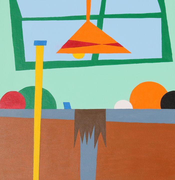 Pool Table - Carlile Art
