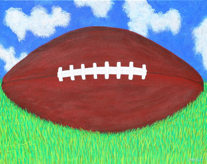 Football - Carlile Art