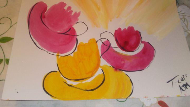 T-cups - ABM'S ART