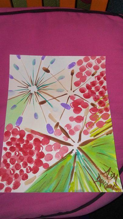 Dandelions - ABM'S ART