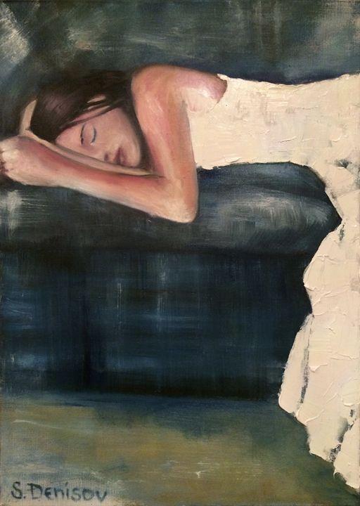 White Dress - Sergey Denisov