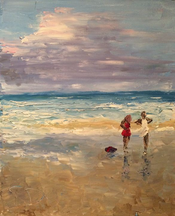 Caribbean sunset - Sergey Denisov
