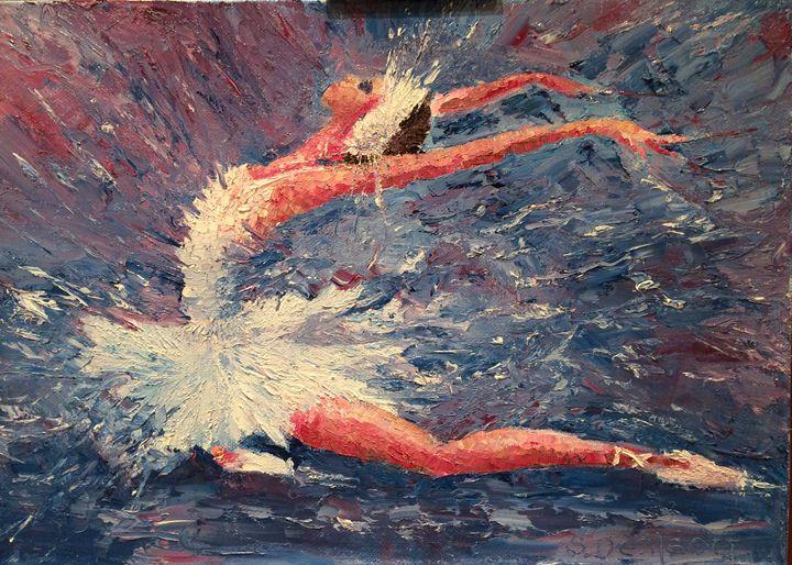 The White Swan - Sergey Denisov