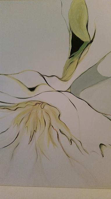 Flower/ abstract - Devine Art Gallery