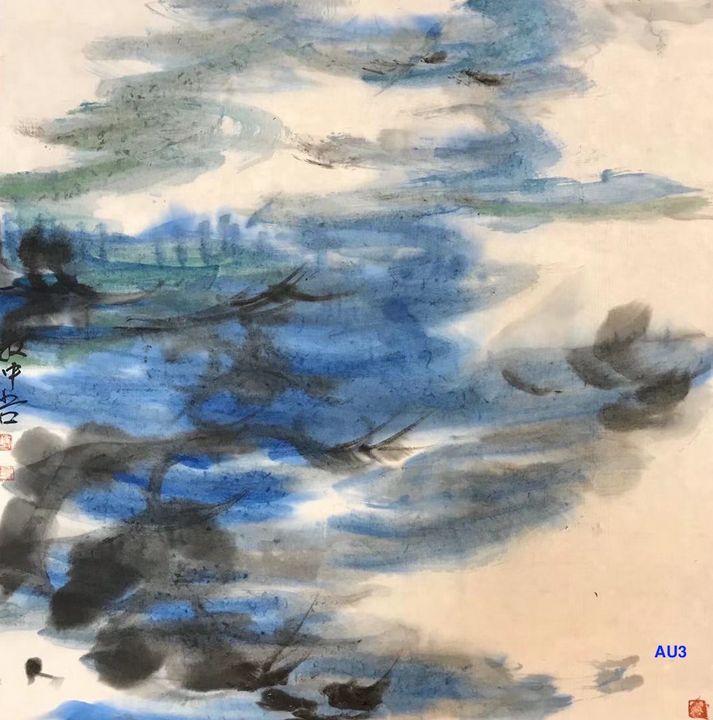 AU 3 - Landscape - art_aocwartistwork