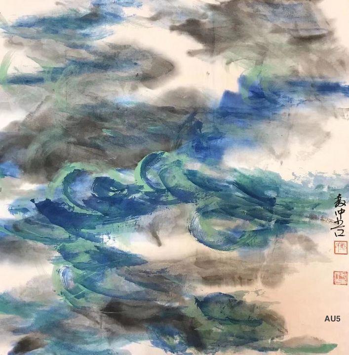 AU 5 - Waves - art_aocwartistwork