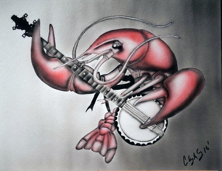 Airbrush Art - Cody LeBouef