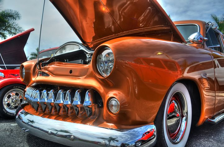Metal Mouth Hot Rod - Caldwell Gallery