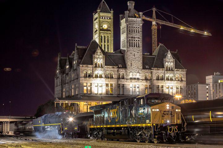 576 visits Union Station - RAMcgi