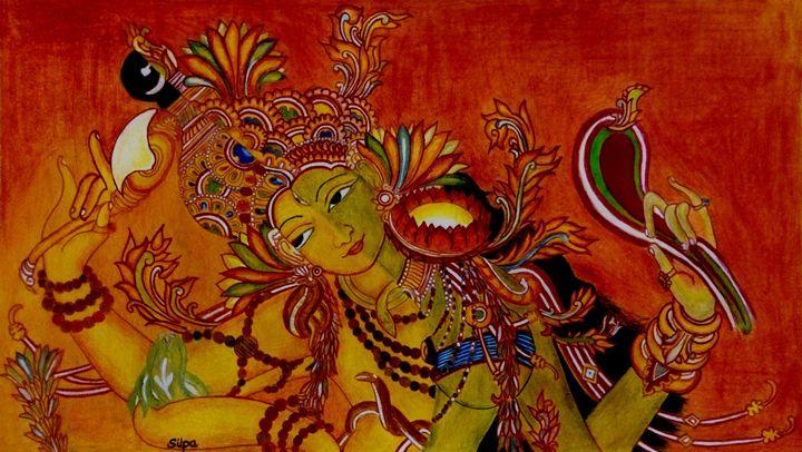 Ardanareeshwaran - Silpa