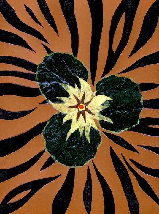 Tiger Lily - Lavaun Heaster's Art