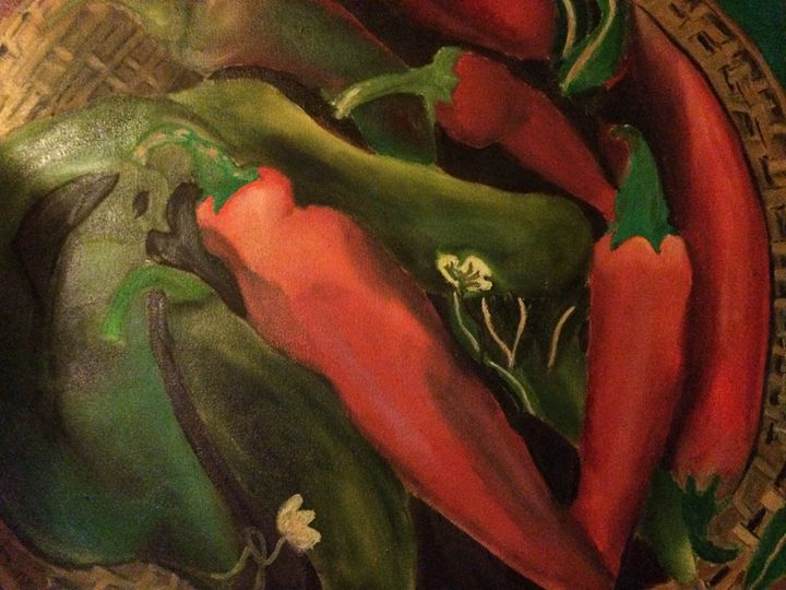 Peppers - Expressive Delights