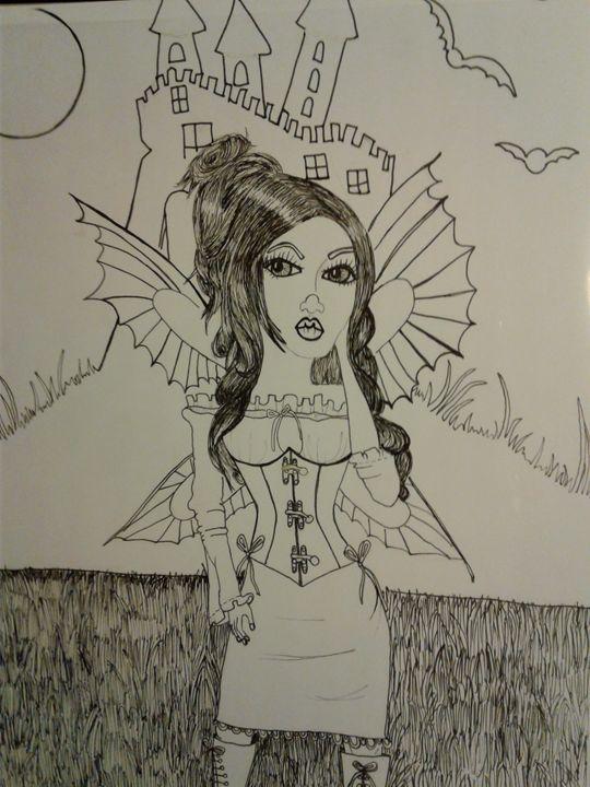 Color Rebecca - Marie Manifests