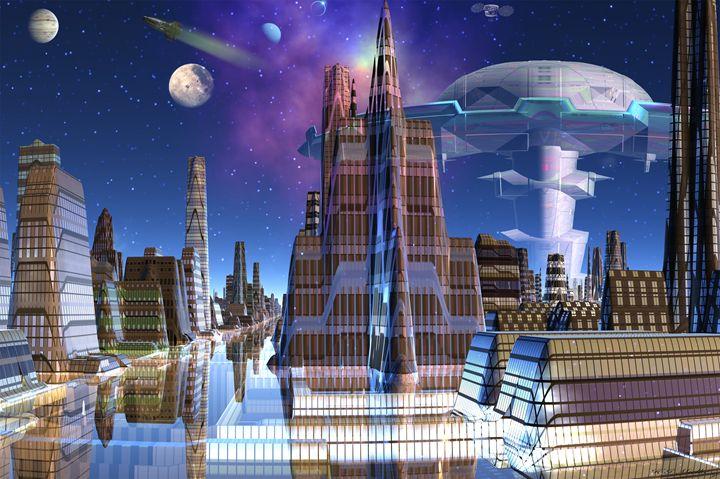 Spaceport America - hgmielke