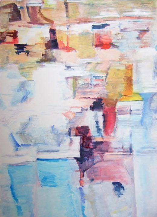 People in the City - Sebastian Rudko