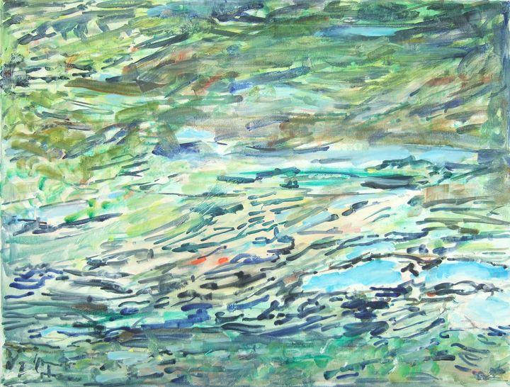 Green River 1 - Sebastian Rudko