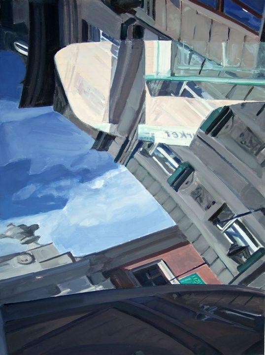 Skewed Mirror IV - Sebastian Rudko