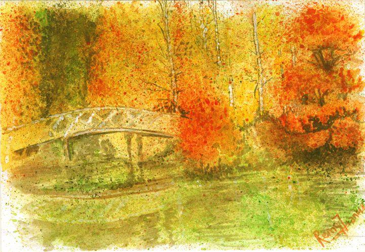 Autumn in New York - Rembrandz