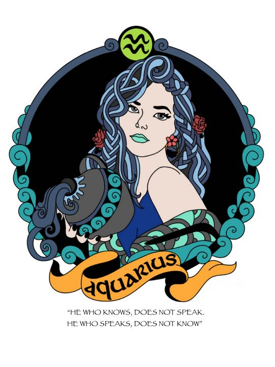 Aquarius - Park Sixx Arts