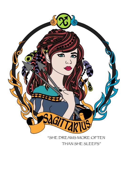 Sagittarius - Park Sixx Arts