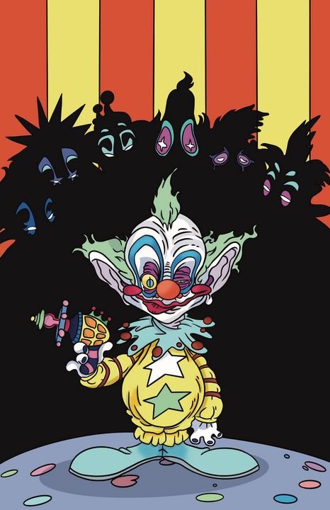 Killer Klowns From Outter Space - Park Sixx Arts