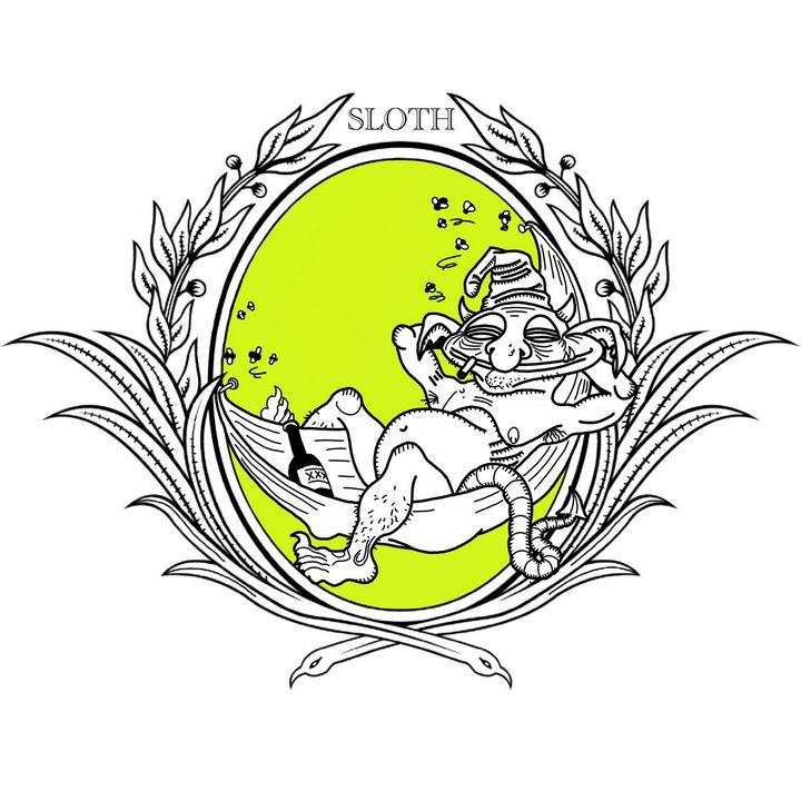 Sloth - Park Sixx Arts