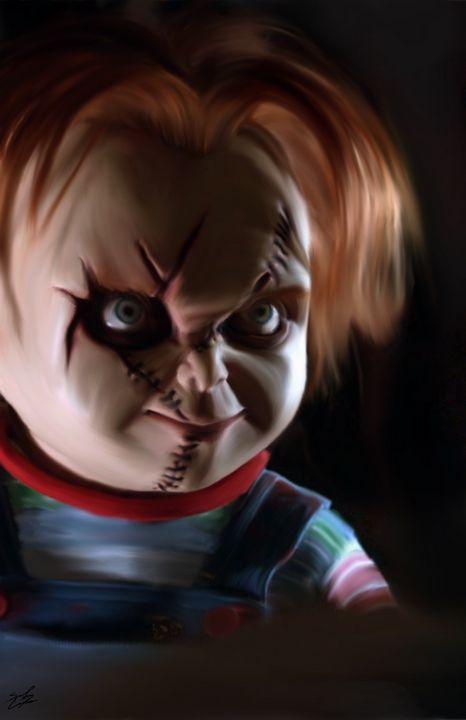 Chucky - Park Sixx Arts