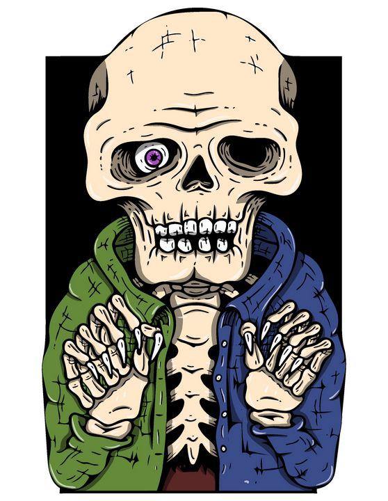 Skullboy - Park Sixx Arts