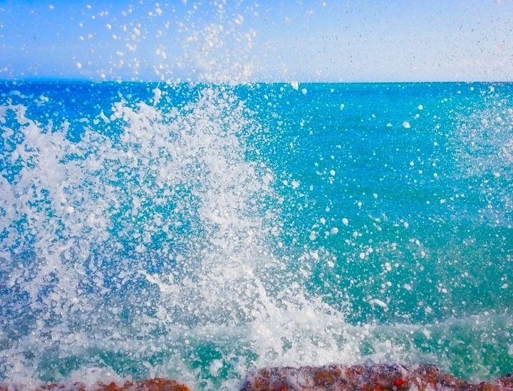 Ocean Spray - MAE Art Gallery