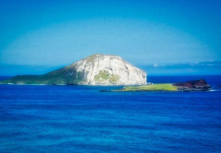 Manana Island - MAE Art Gallery