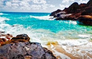 Halona Beach