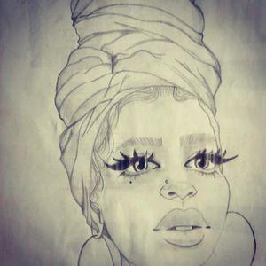 Nigerian princess