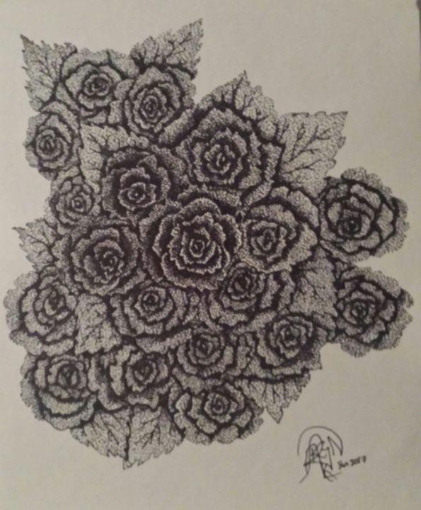 Roses - Kristi aka drgn