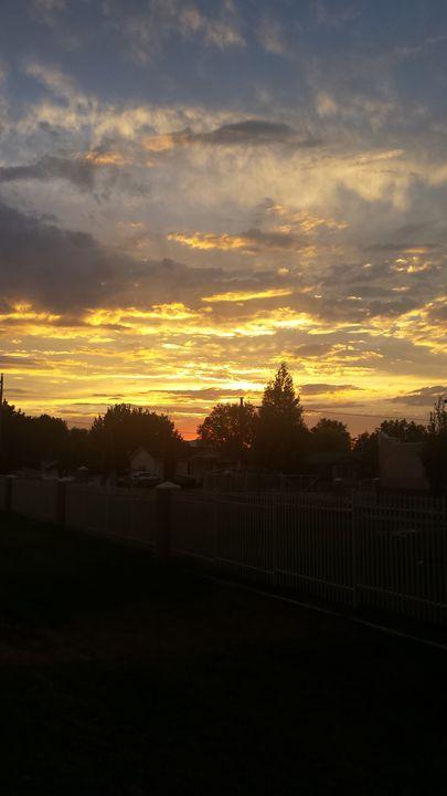 Sunset - Kristi aka drgn