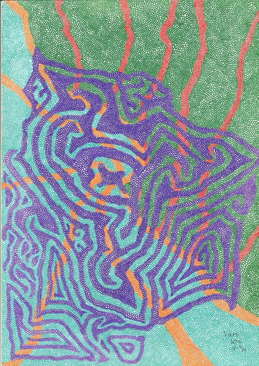 Spirit animal - Fizzy Ki-el